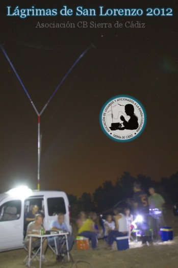 Lágrimas de San Lorenzo 2012